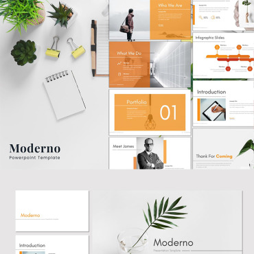 Website Template № 87164