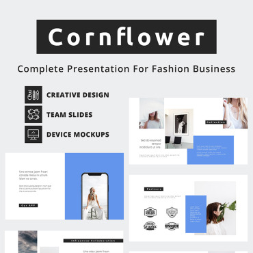 Website Template № 87170