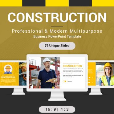 Website Template № 87186