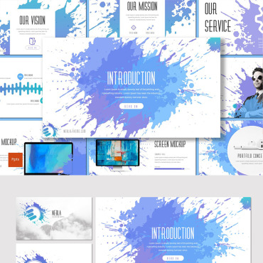 Website Template № 87188