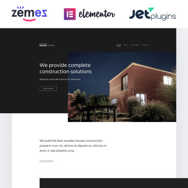 Website Template № 87189