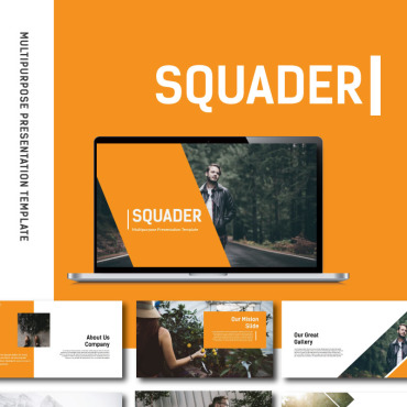 Website Template № 87225