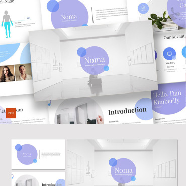 Website Template № 87236