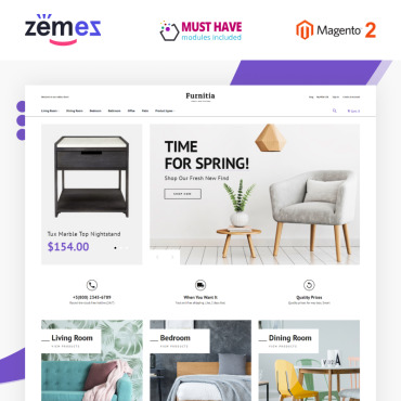 Website Template № 87251