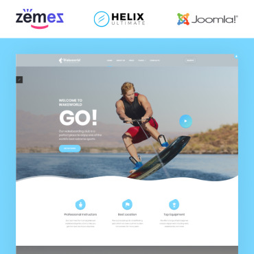 Website Template № 87262