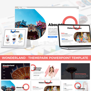 Website Template № 87284