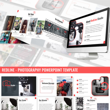 Website Template № 87285