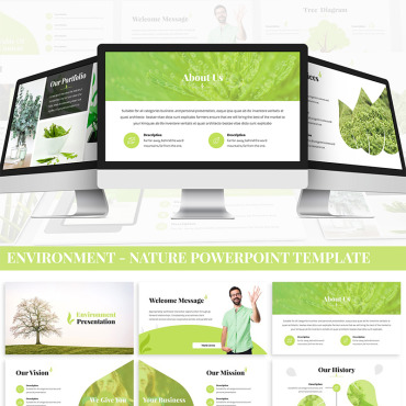 Website Template № 87288