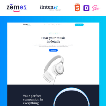 Website Template № 87322