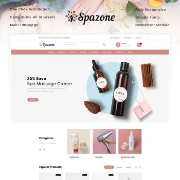 Website Template № 87328