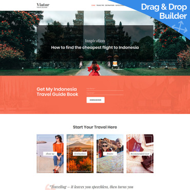 Website Template № 87336