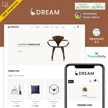 Website Template № 87341