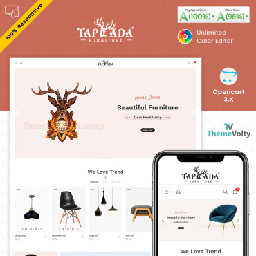Website Template № 87346