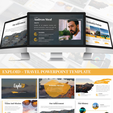 Website Template № 87394