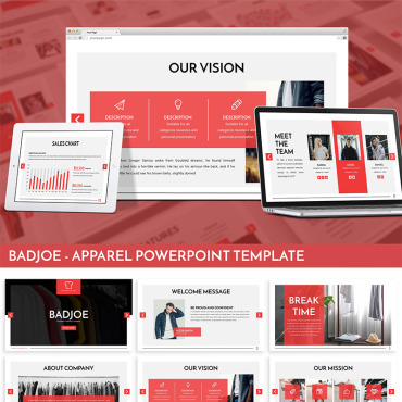 Website Template № 87395