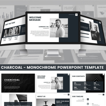 Website Template № 87396