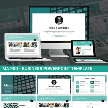 Website Template № 87397