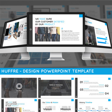 Website Template № 87398