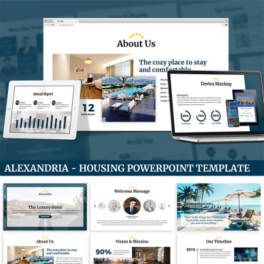 Website Template № 87404