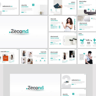 Website Template № 87590