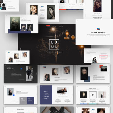 Website Template № 87591