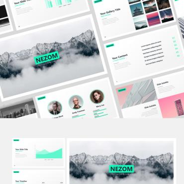 Website Template № 87595
