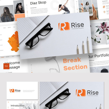 Website Template № 87597