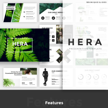 Website Template № 87598