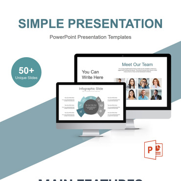 Website Template № 87796