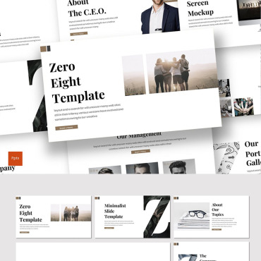 Website Template № 87798