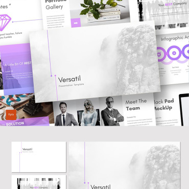 Website Template № 87799