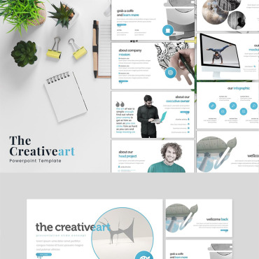 Website Template № 87800