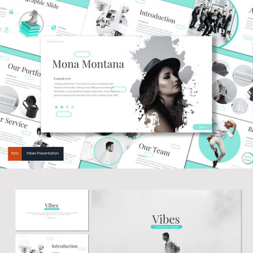 Website Template № 87801