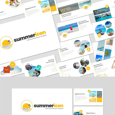 Website Template № 87804