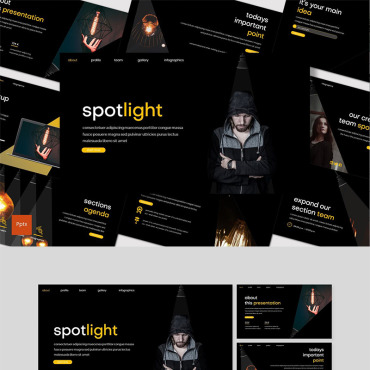 Website Template № 87806