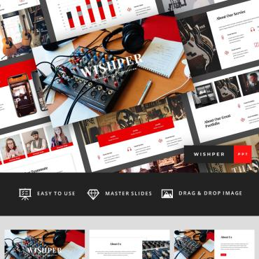 Website Template № 87809