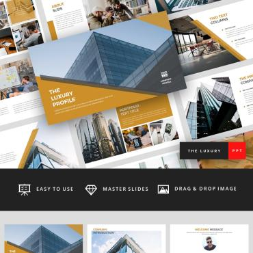 Website Template № 87810