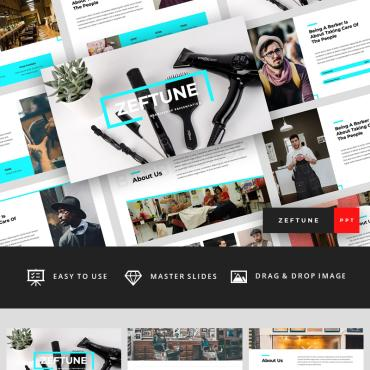 Website Template № 87811