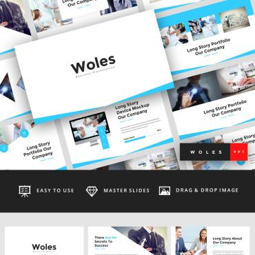 Website Template № 87816
