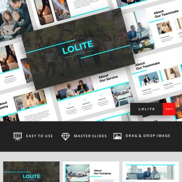 Website Template № 87817