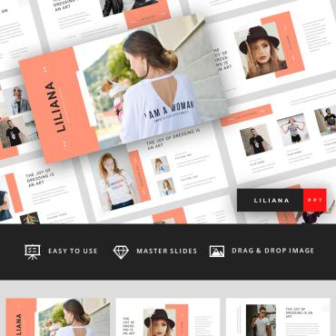 Website Template № 87821