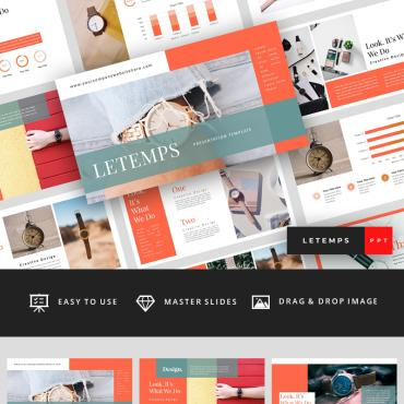 Website Template № 87823