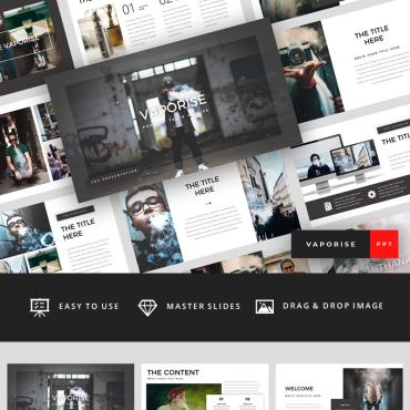 Website Template № 87830