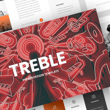 Website Template № 87832