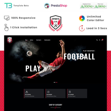 Website Template № 87837