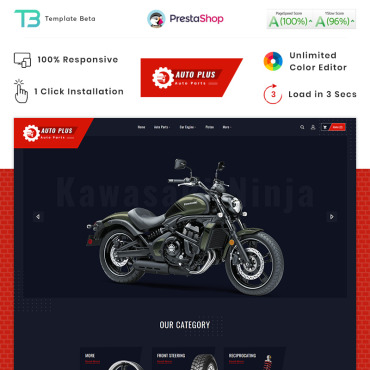 Website Template № 87911