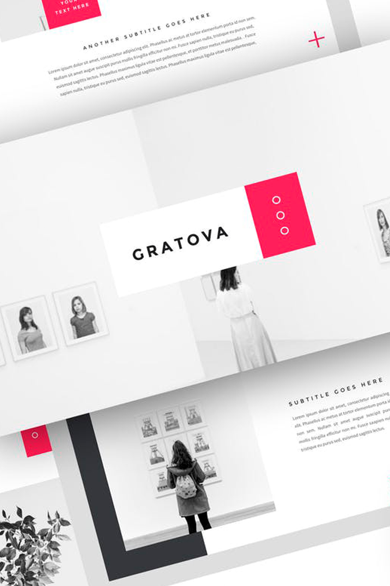 Gratova - Creative Presentation PowerPoint Template