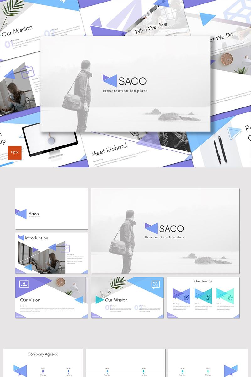 Saco PowerPoint Template