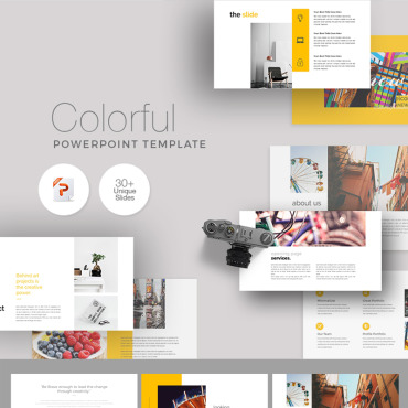 Website Template № 88195