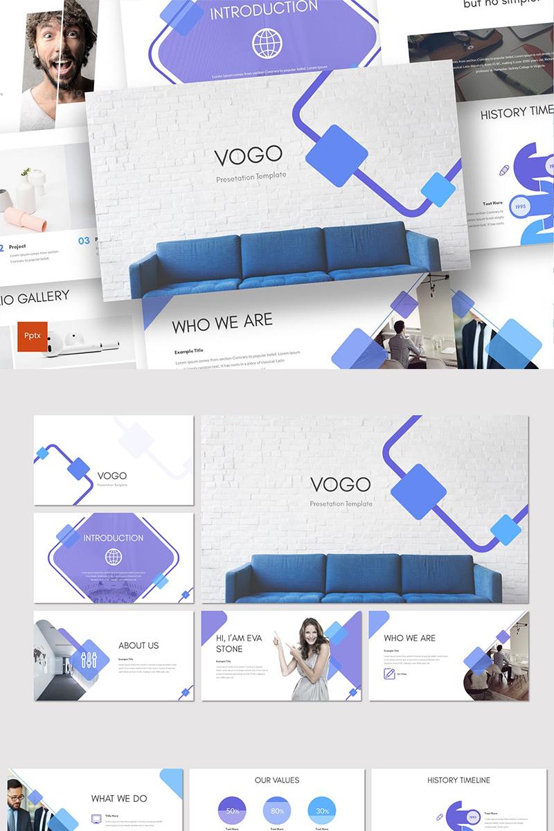 Vogo PowerPoint Template